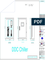 Front View Panel CHILLER