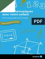 MathematicsK-6 FRE