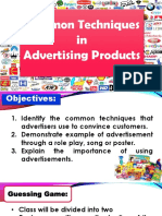 Entrep- Advertising Product