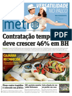Metro Belo Horizonte 31 10