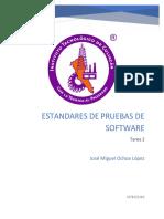 Estandares de Pruebas de Software