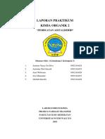 laporan resmi acetaldehid