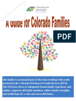 Colorado Division of Youth Services Family Handbook