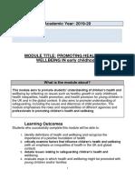 2019 Promoting Health Module Handbook (2)