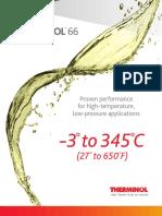 TF-8695 Therminol-66 Technical Bulletin