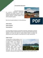 Climas y microclimas del Continente Americano.docx