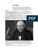 Biografia de Miguel Hidalgo