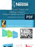Nestle's MAGGI