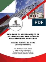 Cosecha de Palma de Aceite Investigaciones Universidad Manuela Beltran