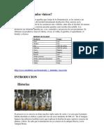 destilados vinico