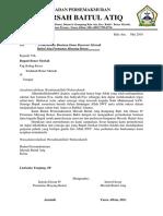 Surat Permohonan 1