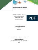 Fase 4- Matriz de Valoración Económica Ambiental (1)