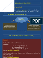 Ch1_part2 Binary Operation