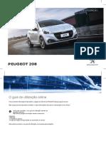 Manual Peugeot 208 PT-BR