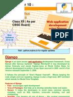 web application development using django.pdf