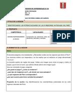 SESION DE APRENDIZAJE N 03 -SEGUNDO.docx