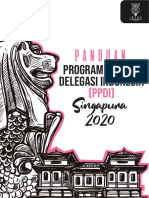 Panduan Program Delegasi Indonesia Singapura 2020