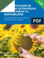 AGR - Diversificación de Cultivos - eBook