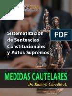 Sistematizacion de Sentencias Constitucionales  y Autos Supremos