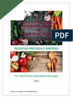Livro de Receitas PPD Programa Paleo de Desintoxicação Da Vilma Pituca