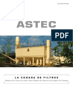 Astec Baghouse Spanish