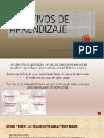 Objetivos de Aprendizaje Didáctica_mcrp
