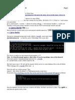 Apache Derby Java Notes