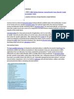 Advanced GAC characterization