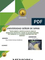 Modelo de Estudio Hidrológico e Hidráulico