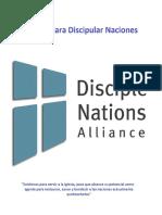 Alianza Para Discipular Naciones
