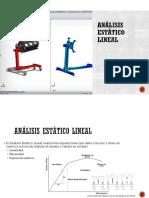 Análisis Estático Lineal