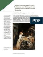 La Niña Obrera, Una Visión Pictorica de La Revolución Industrial