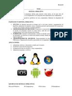 CLASE 1 Introduccion a Los Sistemas Operativos