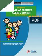 Familias fuertes amor y límites - Guia para el facilitador - Sierra urbana.pdf
