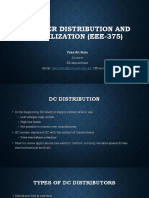 2. DC Distribution