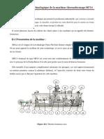 Chapitre II Étude Technologique de MF14 27912