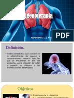 oxigenoterapia ACTUALIZADA