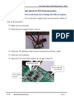 LED Debug Instruction V1.0