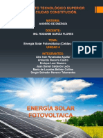 Exposicion Energia Solar