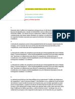 Demanda de Competencias (1996-2019)