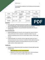 unit 8-fitt training plan for client carl