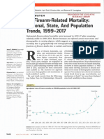 US Firearm-Related Mortality Study
