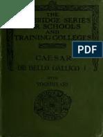 122147029 Cesar de Bello Gallico