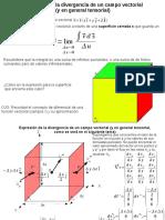 Demostracion Divergencia I