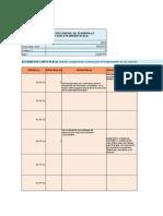 Formato Para Reporte de Procesos y Resultados Wara Enero