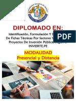 Diplomado Fichas Tecnicas 2019