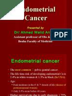 carcinoma endometrium