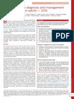 Guideline Management of Hypertension (1)
