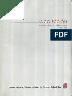 Catálogo Museo de Arte Contemporáneo de Caracas