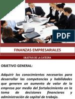 Finanzas Empresariales Unidad Uno